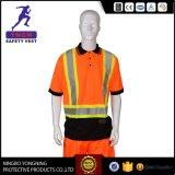 Het hete Goedkope Weerspiegelende Vest van de Veiligheid met Ce- Certificaat En20471
