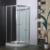 Het Glaswerk van de badkamers/ontruimt Aangemaakt Glas