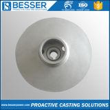 TS 16949 304 316 316 CF8 proyección Bomba Pequeñas piezas de Agua impulsor del ventilador impulsor