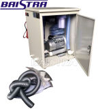 China-Metalltür-zahnmedizinisches Ansaugsystem