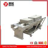 Alimentación automática Filtro Prensa Fabricante