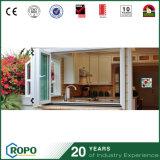 Finestra piegante di uragano interno della Camera per la cucina