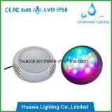Luz enchida resina da piscina do diodo emissor de luz