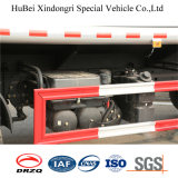 camion de réservoir diesel d'essence de carburant- de l'euro 4 de 28cbm FAW