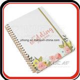 Kundenspezifische Yo verbindliche Ausgabe-wöchentlicher glücklicher Hochzeits-Planer mit dem Geschenk-Kasten-Verpacken