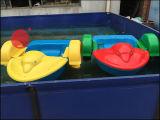 El barco de paleta de la mano del Aqua embroma el barco de paleta de la mano para la piscina T12-803