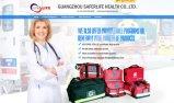 Zak van de Eerste hulp van de Sporten van de Uitrusting van de Ziekenwagen van de Capaciteit van de Zak van de Redding van de noodsituatie de Grote