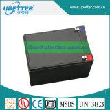 Nachladbare Säure-Batterie-Abwechslungs-Lithium-Batterie 12V 20ah des Leitungskabel-LiFePO4 und Batterie-Sätze