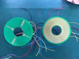 Fino e leve PCB Pancake Slip Ring anti-vibração com ISO / Ce / FCC / RoHS,