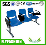 Mobília de cadeira de cadeira de cadeira pública de 3 lugares