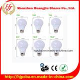 Indicatore luminoso di lampadina di A65 LED in alluminio e PC con Ce