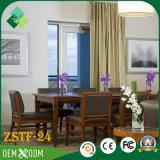 Nuevos conjuntos de dormitorio del hotel de la manera del diseño de la haya barata estándar