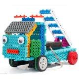1488722-4 1 Fernsteuerungs-RC Blöcken des sich fortbewegenden Bahnin den motorblock-Installationssatz-Ausbildungs-kreatives Spielzeug 170PCS einstellen - die gelegentliche Farbe