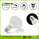 Шарик Whtie СИД Dimmable дневного света рынка Br20 Br30 9W 15W 20W Европ с UL RoHS Ce