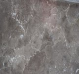 Losas de mármol grises Polished, azulejos de mármol baratos chinos