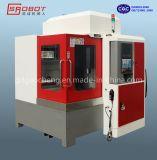 500 x 600m m la mayoría de la máquina popular GS-E660 el moler y de grabado del CNC