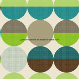 100%Polyester половинное Pigment&Disperse напечатало ткань для комплекта постельных принадлежностей