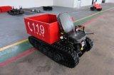 Cingolo speciale di brevetto per il trasportatore dell'autopompa antincendio