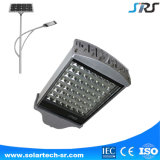 Outdoor IP67 High Lumens SMD Lâmpada LED Iluminação Solar LED Street Light com LED Street Light Housing