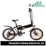 Faltendes Ebike mit fälligem Entwurf von der China-Fabrik
