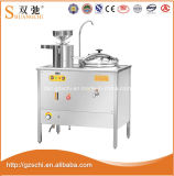 Leite elétrico do feijão de soja da alta qualidade que faz a máquina o corpo inoxidável para a venda