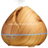 Отражетель ароматности воздуха эфирного масла деревянного зерна ультразвуковой