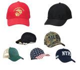 Gorra de béisbol bordada de la aduana de la promoción