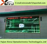 Diodo emissor de luz ao ar livre de SMD P8 RGB que anuncia o módulo da visualização óptica