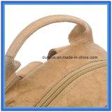 普及した新しく物質的なDu Pontのペーパーバックパック袋、昇進の調節可能なベルトが付いている軽量のTyvekのペーパー二重ショルダー・バッグ