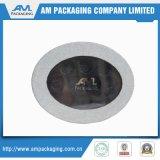 Caja de chocolate de lujo con la bandeja plástica Forma redonda Cajas rígidas Empaquetado vacío