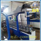 Máquina de revestimento quente da colagem, linhas de madeira máquina do revestimento
