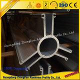 Aluminiumlieferanten passten großes industrielles Aluminiumprofil für Industrie an