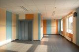 el panel al aire libre y de interior de 6m m del compacto del laminado de pared