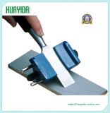 Diamond Coated Knife Sharpener Stone para facas e tesouras