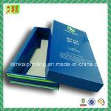 Caixa de papel macia delicada para o pacote