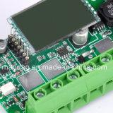 LCD Controlemechanisme van de Last van de Vertoning PWM het Zonne met Output USB