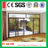Porte en aluminium commerciale et résidentielle de patio