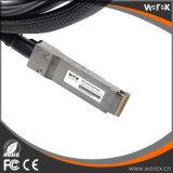 Qsfp-4sfp10g-CU2M compatibele Direct maakt de Kabel van de Doorbraak van het Koper 2M vast