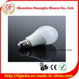 A65 LED Birnen-Licht im Aluminium und im PC mit Cer
