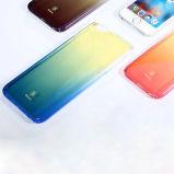 iPhone 7/iPhone 7 аргументы за сотового телефона цвета градиента нового способа гальванизируя творческое добавочное (XSPC-004)
