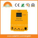 (Hm-9620) Guangzhou Controlemechanisme van de Last van het Scherm van de Fabriek 96V20A PWM LCD het Zonne