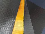 Pvc Met een laag bedekt Geteerd zeildoek Stocklot voor de Dekking van de Vrachtwagen, Flex Banner