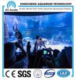 Acuario material de PMMA para Aquariu