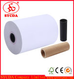 Papier thermosensible direct de la vente 57mm 80mm de constructeur
