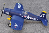 12CH 2.4G F4u Corsair Folding Wings Radio Control Toy Plane