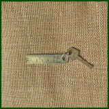 Rodillo 100% de la tela del yute de la fibra del yute