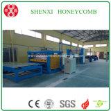 Machine élevée de nid d'abeilles de papier d'automatisation