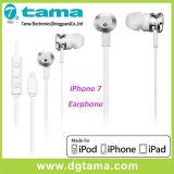 De appel Mfi verklaarde de Nieuwe Oortelefoons van de Bliksem met de Controle van het Volume van de Microfoon voor iPhone 7