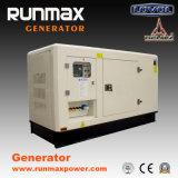 8kVA-300kVA de super Stille Diesel van de Stroom Reeks van de Generator met Motor Quanchai (RM100Q2)