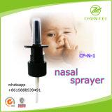 Aerosol CF-N-1 Hogar fina niebla pulverizador nasal médicos de plástico